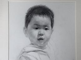 肖像 素描
