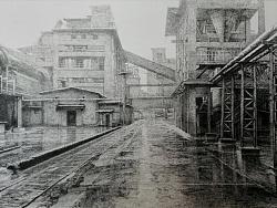《工厂  雨》