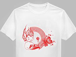 约稿T恤-1