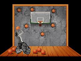 设计师的报复-奥托博克3D画体育类视觉创意.