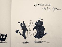 CAT手绘