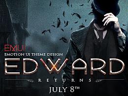 Edward Returns—愛德華歸來