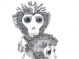 猴年猴赛雷,今年也要继续开脑洞!