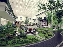 北京一家养老院改造设计