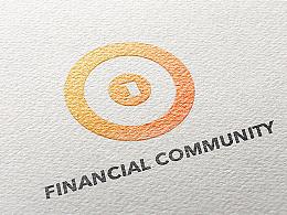 金融社区app启动图标