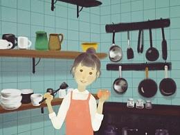 梦想系列三 精致厨房