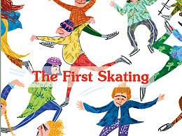 第一次滑冰