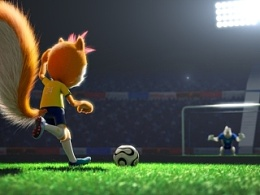 UC动画广告-世界杯篇