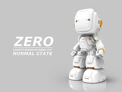[商业设计]陪伴型玩具-智能机器人概念设计(已投产)