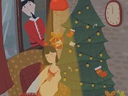 Christmas Eve and Merry Christmas