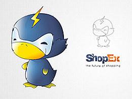 新公司吉祥物设计稿V2