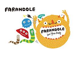 Farandole 婴幼儿安全插座防护盖包装设计