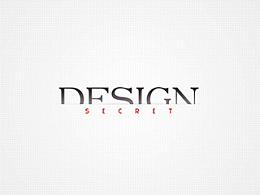 DESIGN SECRET logo以及视觉设计
