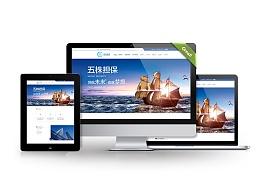 企业网站(五株)