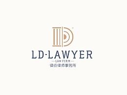 律点律师事务所标志方案