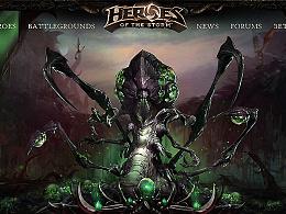 Heroes game