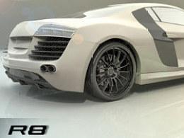 我的第一辆汽车模型。。