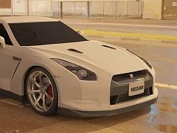 Nissan GTR 2008   &   AMG GTS 2016