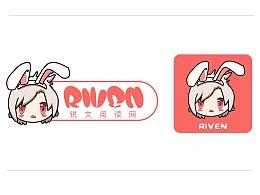 RiVEN网站logo方案展示