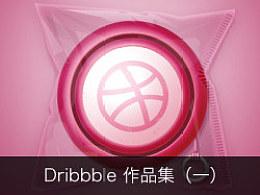 我的Dribbble作品集(一)