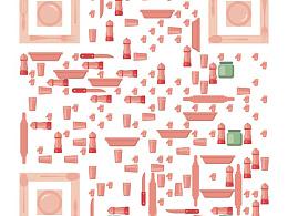 二维码设计案例