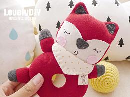 狐狸宝宝纯棉系列材料包