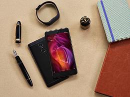 小米印度版红米Note4产品站设计