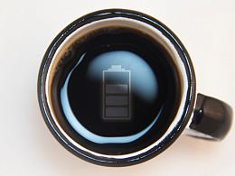 咖啡吧海报设计