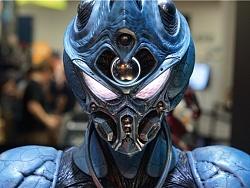 【ECC】Steve Wang作品:高端电影雕像复制品——强殖装甲胸像