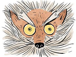 《狐说》漫画第二回