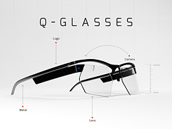 Q-glasses AR眼镜