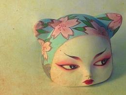 Qigoo涂装3号----和风艺妓