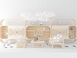 逍遥游系列中式家具