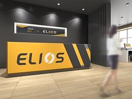 Elios in Italy Branding 意大利Elios电器品牌形象升级