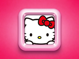 可爱粉hello-kitty