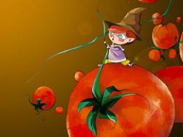 番茄小表弟