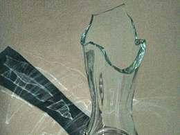 彩铅画——《杯具》