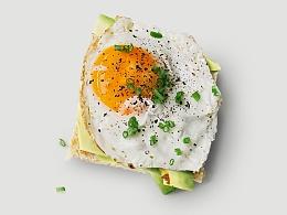 UI写实绘制煎蛋一枚