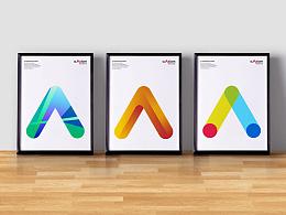 力英品牌设计案例|a.Axiom Solutions