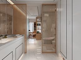 一套48平米小居室设计