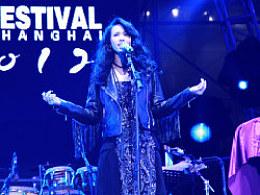 2012爵士上海音乐节——Karen莫