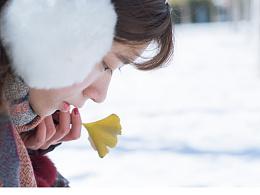 化雪特别冷 还好你比较可爱。