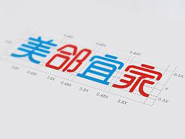 美邻宜家网上购物平台平面品牌 /VI/logo标志/包装设计欣赏