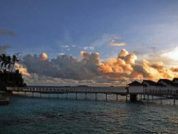 马尔代夫-中央格兰德岛游记