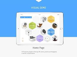 创意类产品电商app设计