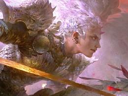 《骑士团》-黄光剑最新CG插画作品