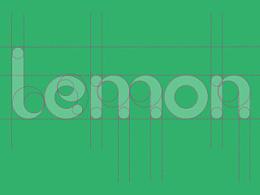 lemon tree 字体设计