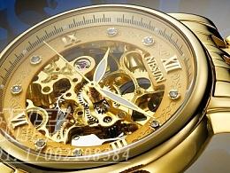 产品拍摄手表拍摄-尼尚Nesun 机械表拍摄