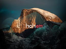 Hohem数码镜片稳定拍摄期详情页设计/首页/品牌官网