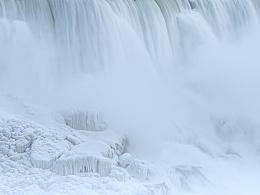 《冬恋歌》第三季 加拿大冰雪尼亚加拉大瀑布